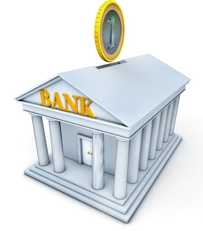 bank rate: coin bank