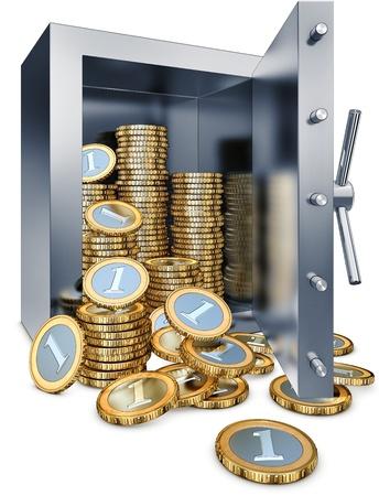 sweepstake: bank vault