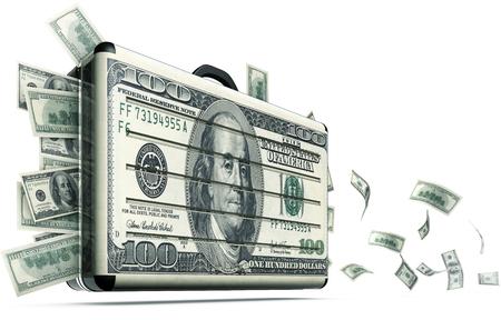 sinner: money support Stock Photo