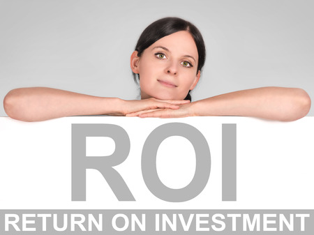 ROI icon photo