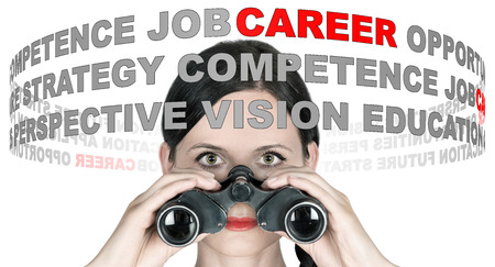 job searching: searching for a job