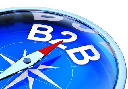 b2b: B2B compass