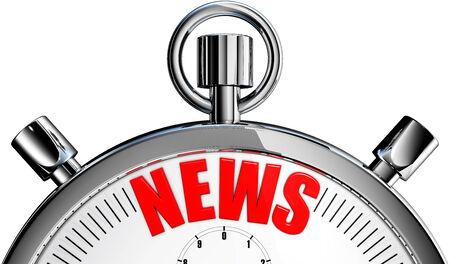 news cast: news