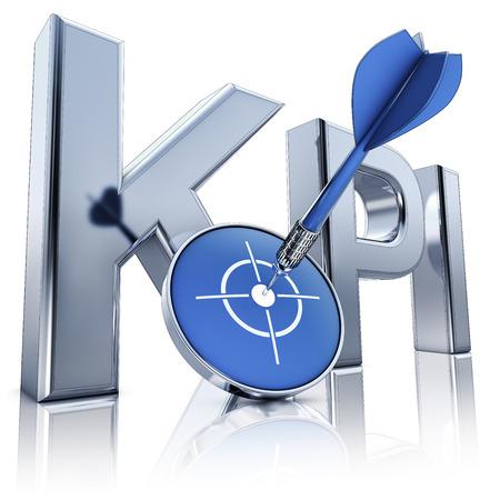 kpi: KPI icon
