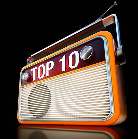 top ten radio
