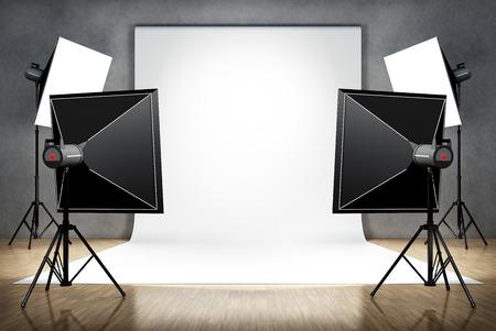 shooting background Stock Photo