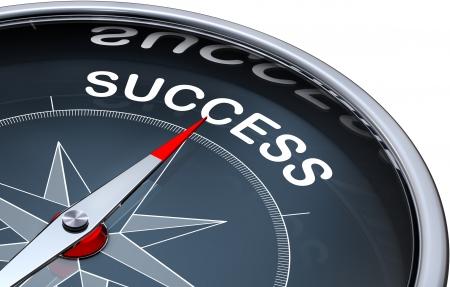 Erfolg Standard-Bild