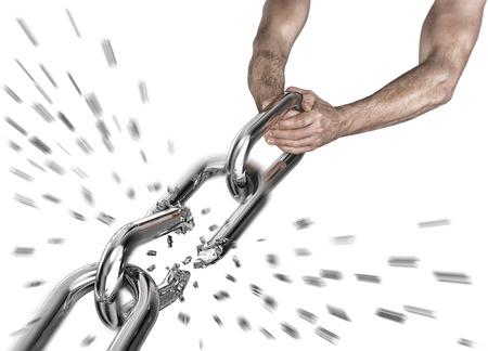 unleashed: bursting chain