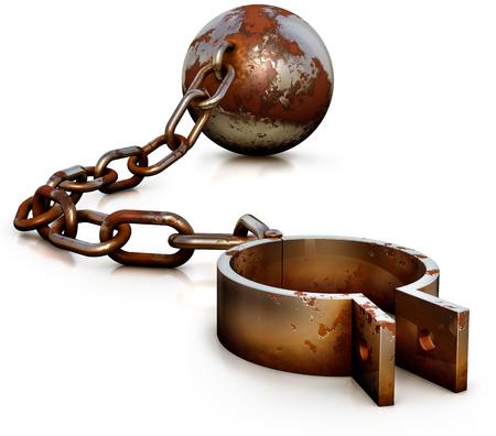 shackle: shackle