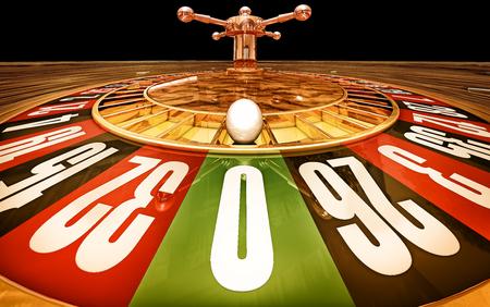ruleta de casino: cero