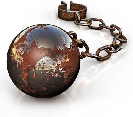 cadenas: libertad