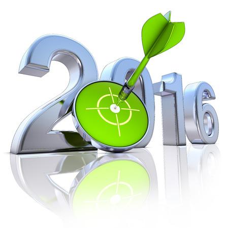 year increase: 2016 icon