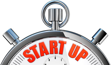 count down: start UP