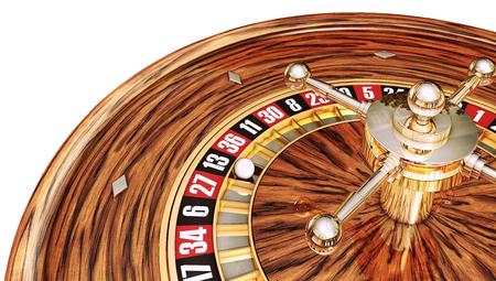 ruleta de casino: Casino Foto de archivo
