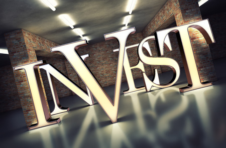 Investition Standard-Bild - 27885946