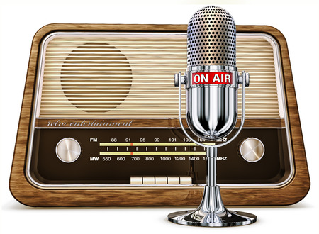radio beams: on air concept