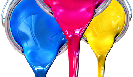 printing inks: color concept