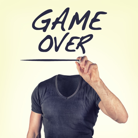 game over: game over