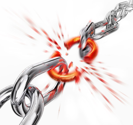 shackles: broken link