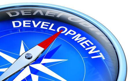 new development: development