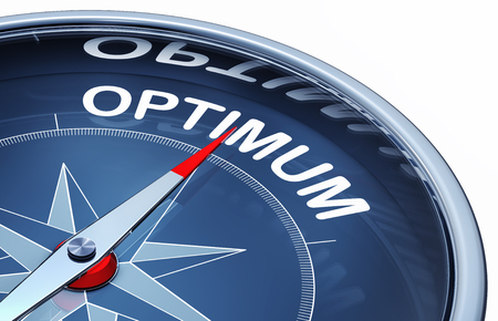 optimal: optimum