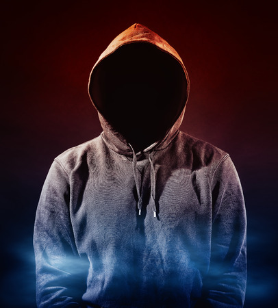 impersonal: faceless Stock Photo