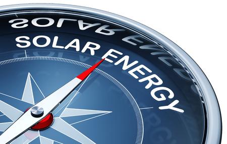 solar energy 写真素材