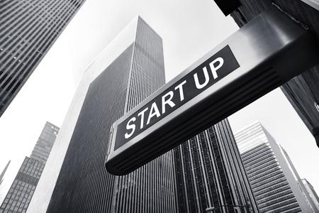 starting a business: start up