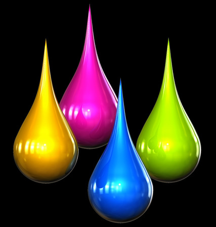 color drops photo