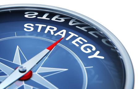 Strategie Standard-Bild - 40031586