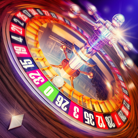 gambling: roulette