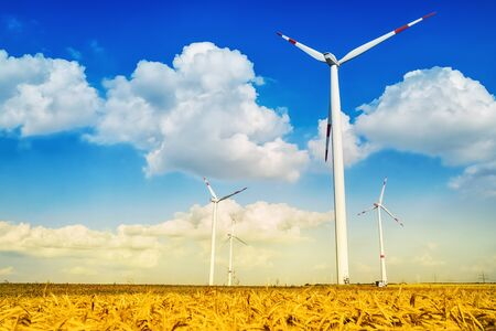 warmness: Green Energy Stock Photo