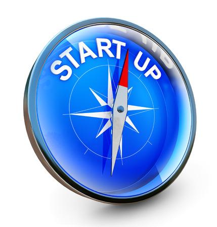start up: Start up