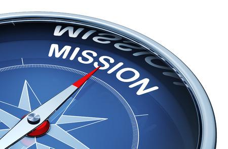 mission Foto de archivo
