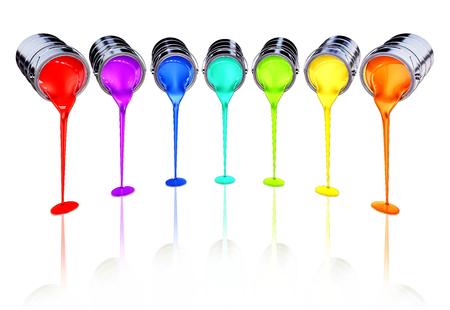 calibrate: Colors Stock Photo