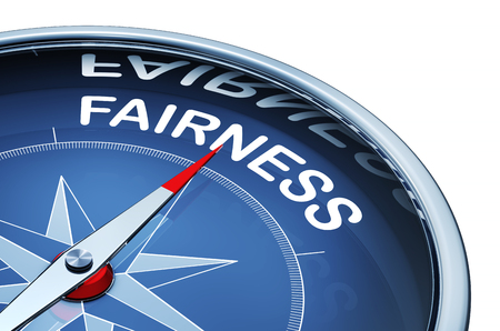fairness 写真素材