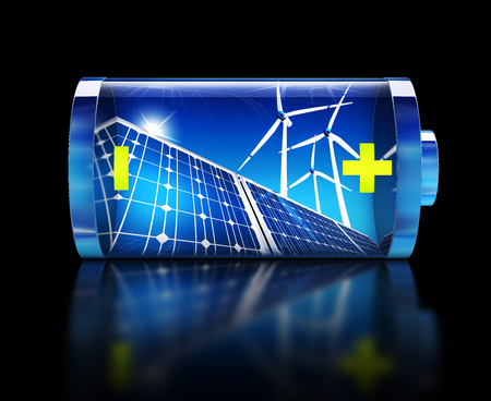 long lasting: Battery