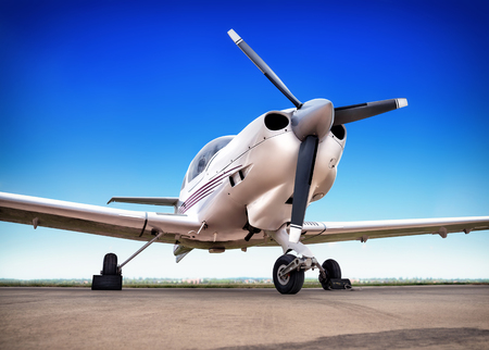 aerobatic: sports plane