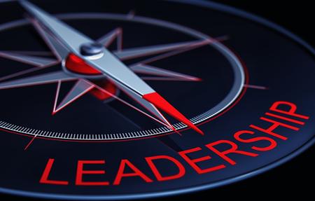 leadership compass Фото со стока