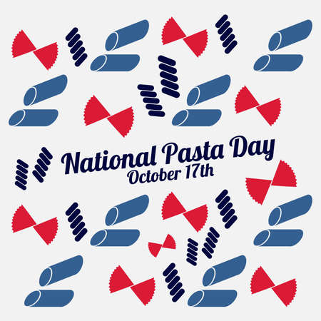 National Pasta Day Poster