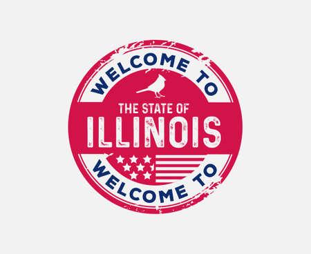 Welcome to Illinois Cardinal State Bird Badge