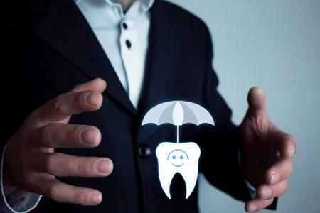 Dental insurance. Archivio Fotografico - 98992032