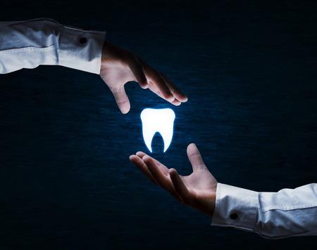 Dental insurance. Archivio Fotografico - 98992035