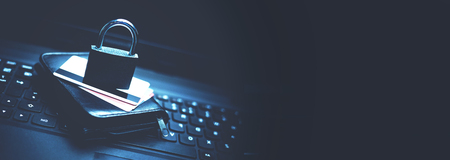Credit card security. Online Shopping security