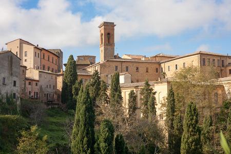 Volterra in Tuscany, Italy