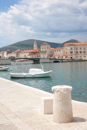 velo: The Old Town of Trogir  in Croatia.