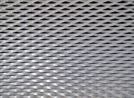 metal grid: Metal grid pattern for backgrounds