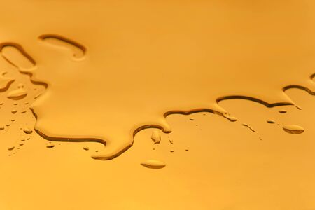 liquid gold: Abstract liquid gold color background