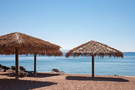 eilat: Beach in Eilat, Israel