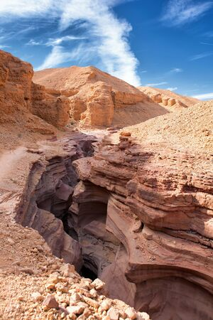 canyon negev: The Red Canyon tourist attraction in Israel